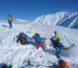 2019年12月22日(日) シーズン前の雪崩ピットチェック、ビーコントレーニング